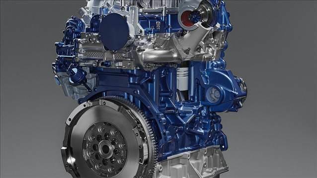 Ford'un yeni dizeli