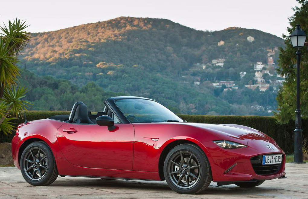 2018 Mazda MX5 Miata Sport Overview  MSN Autos