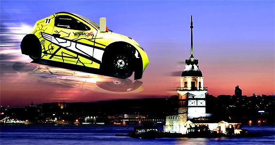 İşte 'uçan otomobil' projesi