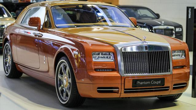 Rolls-Royce'dan İki Özel Model