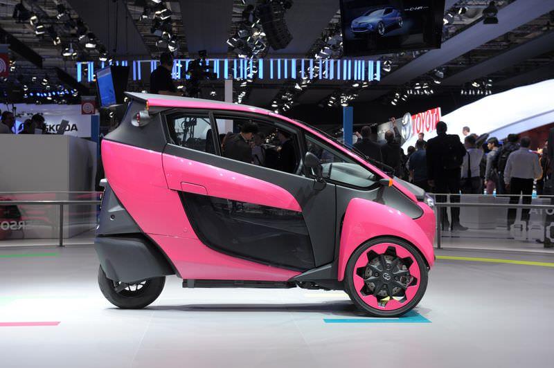 Uluslararas� Paris Otomobil Fuar�
