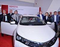 Yeni Corolla'nın üretimi başladı