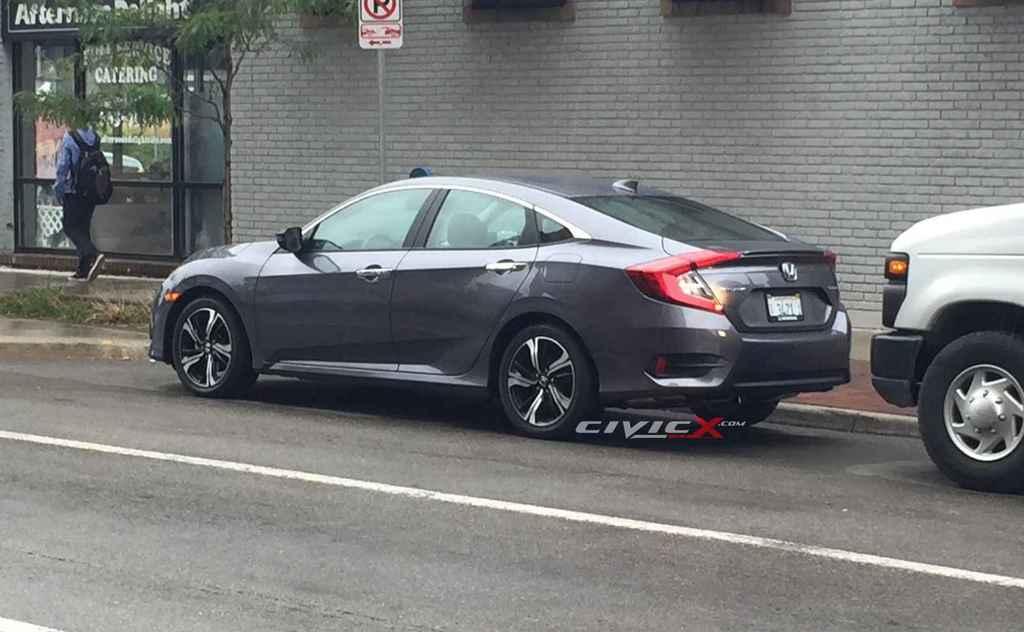 Yeni Honda Civic Sedan