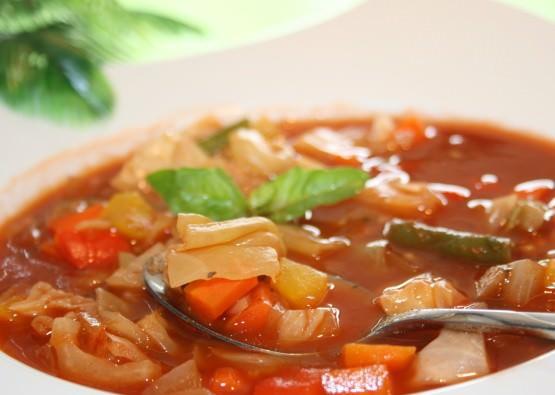 Lahana çorbasıyla muhteşem diyet