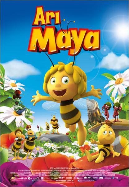 Arı Maya filminden kareler