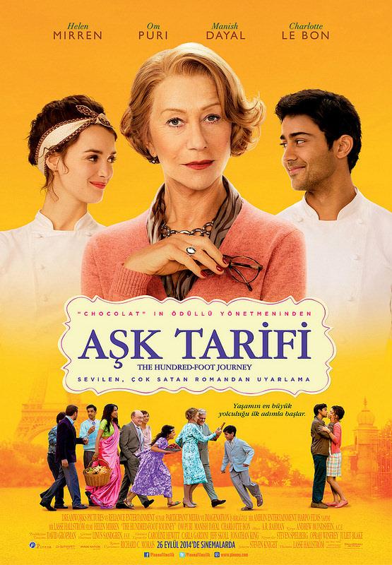 Aşk Tarifi Filminden Kareler