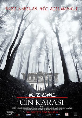 Azem: Cin Karası filminden kareler