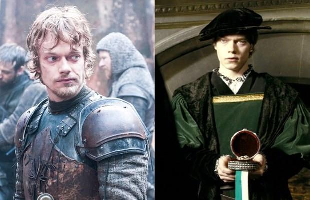 Game of Thrones oyuncularının şimdiye kadar hiç görülmemiş fotoğrafları