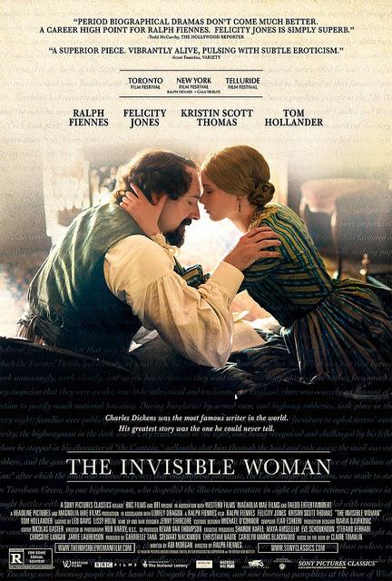 Görünmeyen Kadın filminden kareler