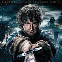 Hobbit: Beş Ordunun Savaşı filminden kareler