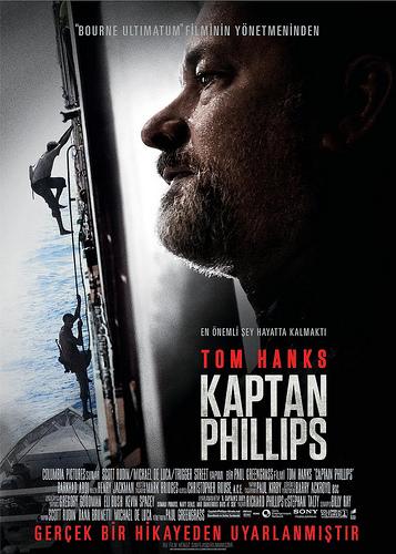 Kaptan Phillips filminden kareler