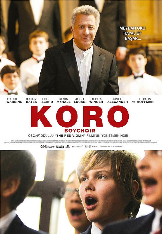 Koro filminden kareler