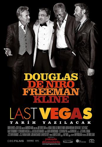 Last Vegas filminden kareler