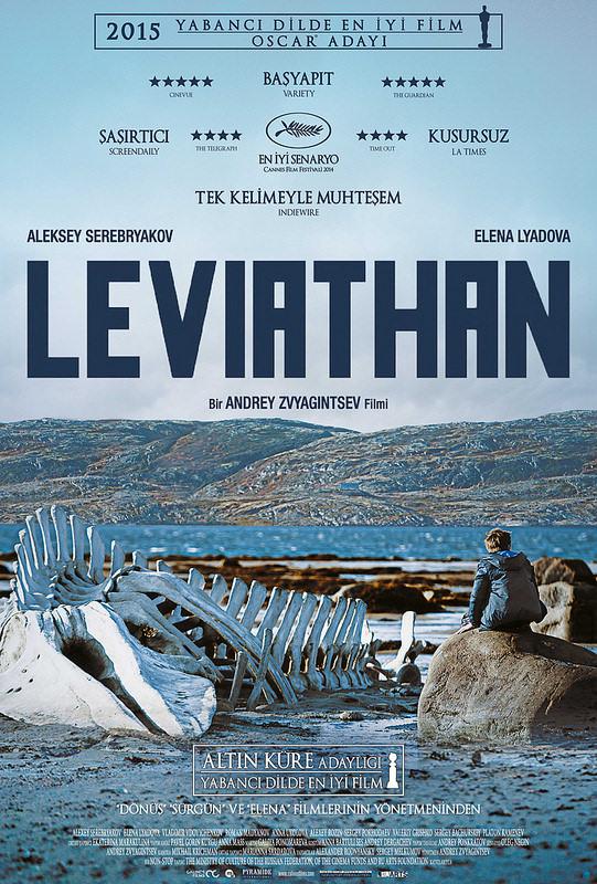 Leviathan filminden kareler