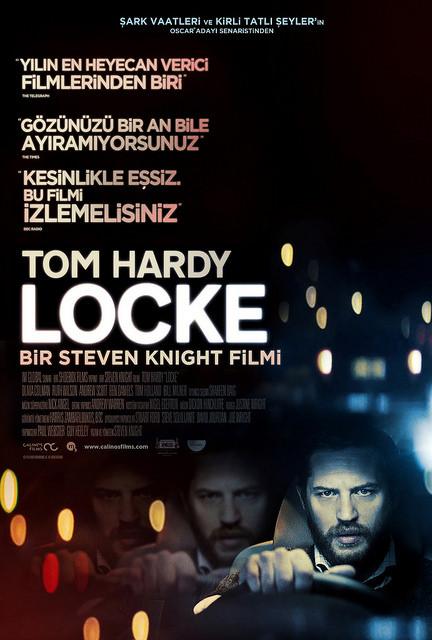 Locke filminden kareler