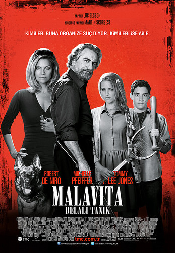 Malavita: Belalı Tanık filminden kareler