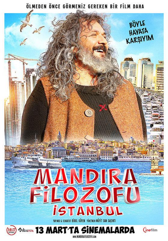 Mandıra Filozofu İstanbul filminden kareler