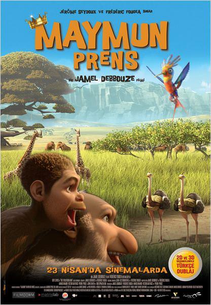 Maymun Prens filminden kareler
