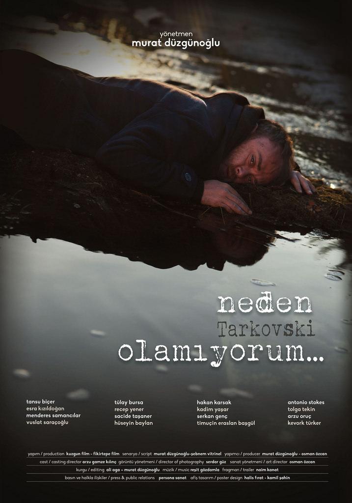 Neden Tarkovski Olamıyorum filminden kareler