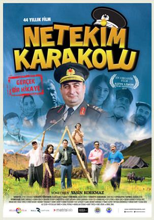Netekim Karakolu filminden kareler