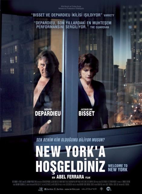 New York'a Hoşgeldiniz filminden kareler