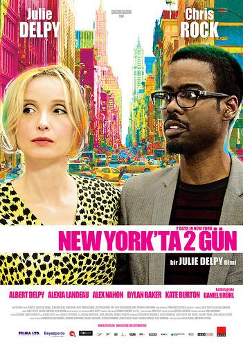 New York'ta 2 Gün filminden kareler