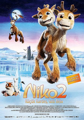 Niko 2: Küçük Kardeş, Tatlı Bela filminden kareler