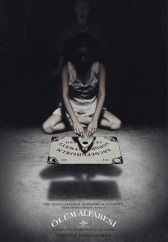 Ölüm Alfabesi filminden kareler