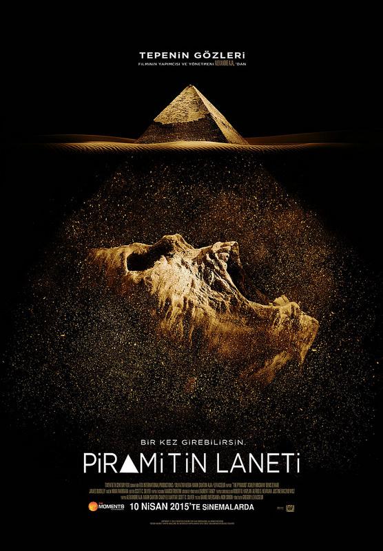 Piramitin Laneti filminden kareler
