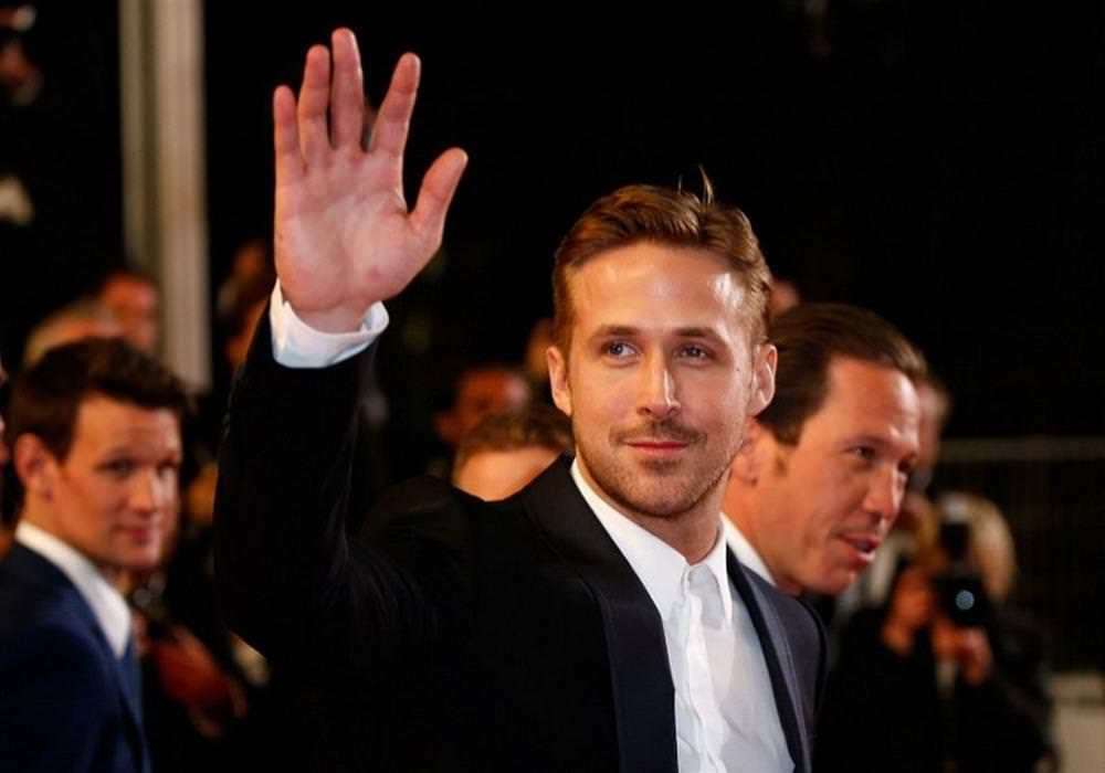 Ryan Gosling aylar sonra kırmızı halıda
