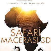 Safari Macerası 3D filminden kareler