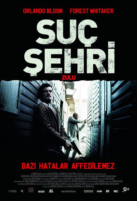 Suç Şehri filminden kareler