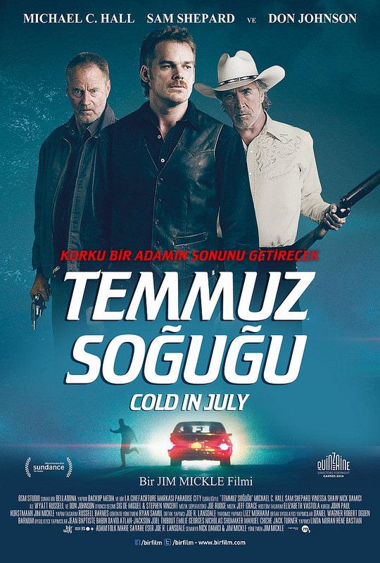 Temmuz Soğuğu filminden kareler