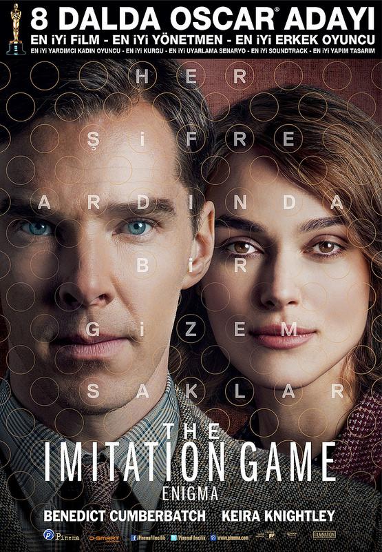 The Imitation Game filminden kareler