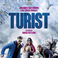 Turist filminden kareler