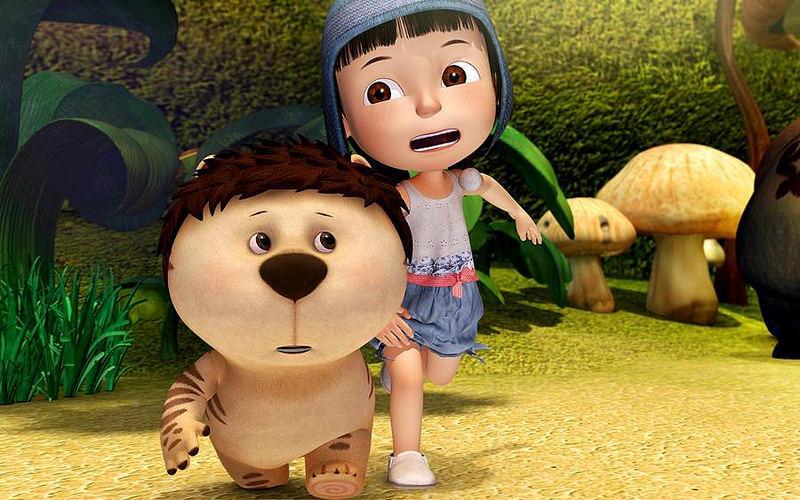 Yugo & Lala filminden kareler