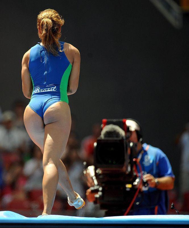 Задницы в спорте