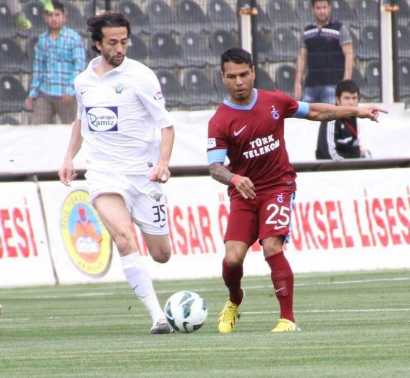 Akhisar Belediyespor - Trabzonspor