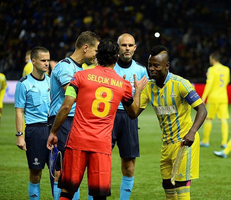 """""""Astana faciasına az kaldı"""""""