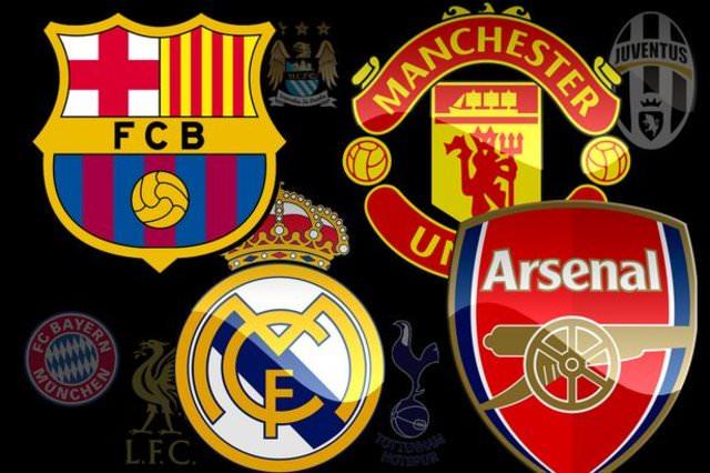 Avrupa'nın en değerli 20 kulübü