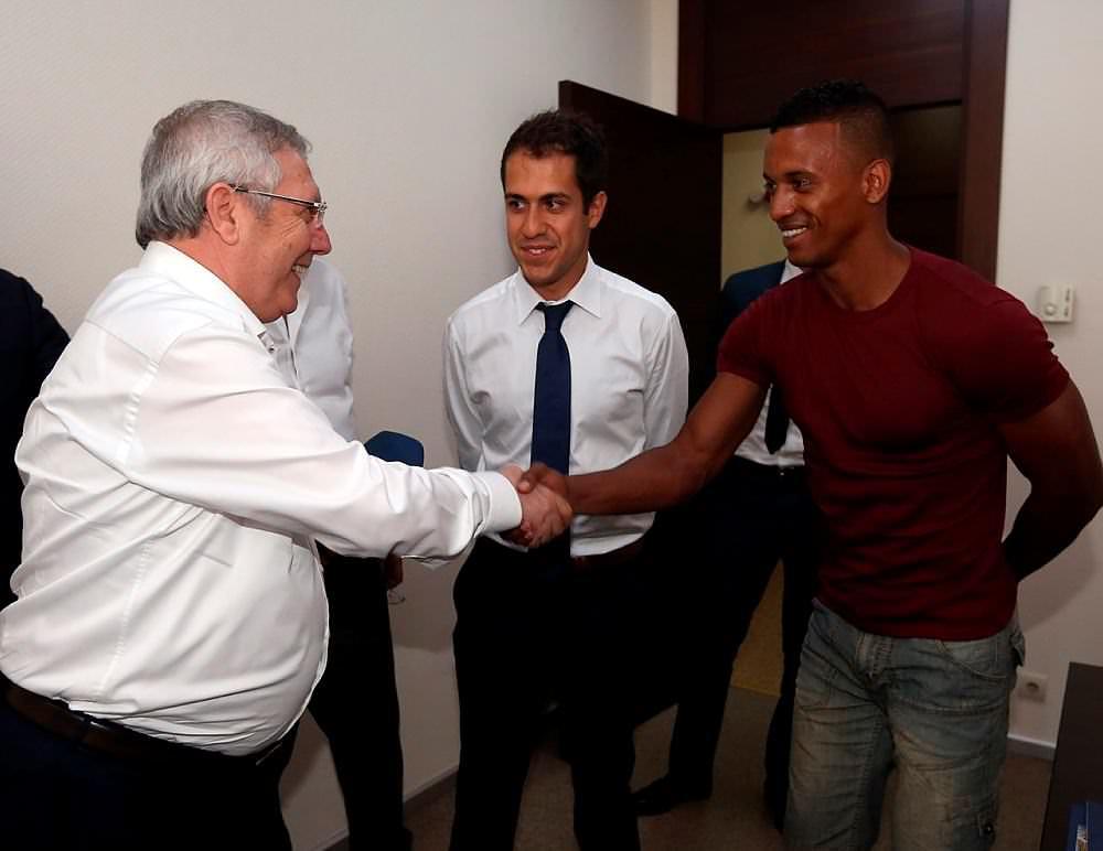 Aziz Yıldırım'ın transferleri