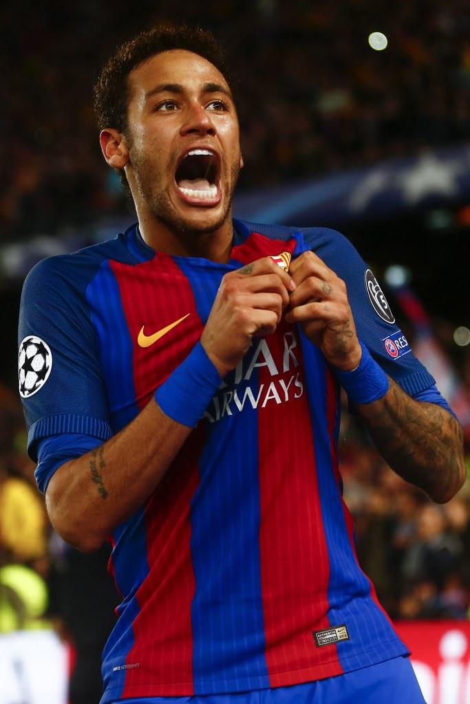 Barcelona-PSG maçında tarih yeniden yazıldı