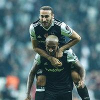 Beşiktaş Akhisar Belediyespor maçından kareler