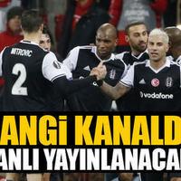 Beşiktaş Hapoel Beer Sheva maçı ne zaman saat kaçta hangi kanalda canlı yayınlanacak?