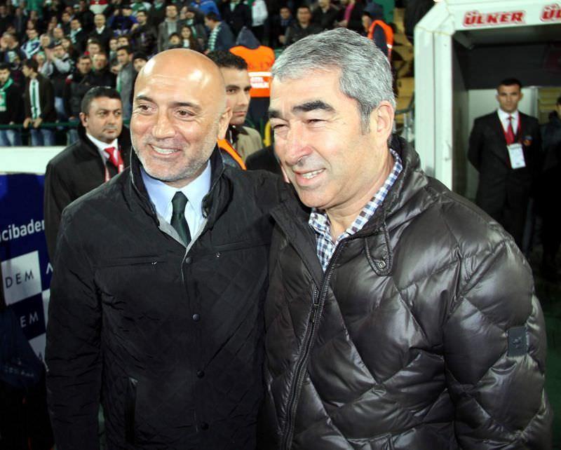 Bursaspor - Beşiktaş