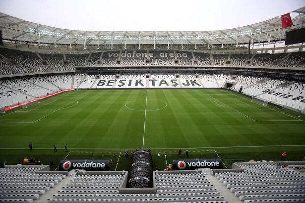 Cumhurbaşkanı Vodafone Arena'yı açıyor