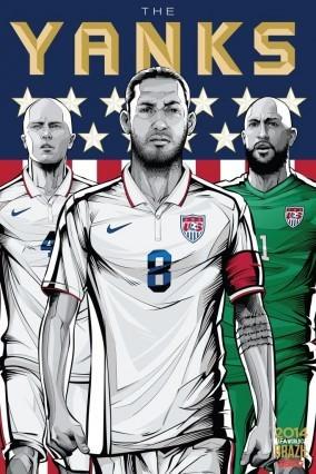 Dünya Kupası posterleri