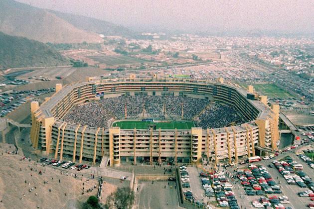 Dünyanın en güzel 100 stadyumu