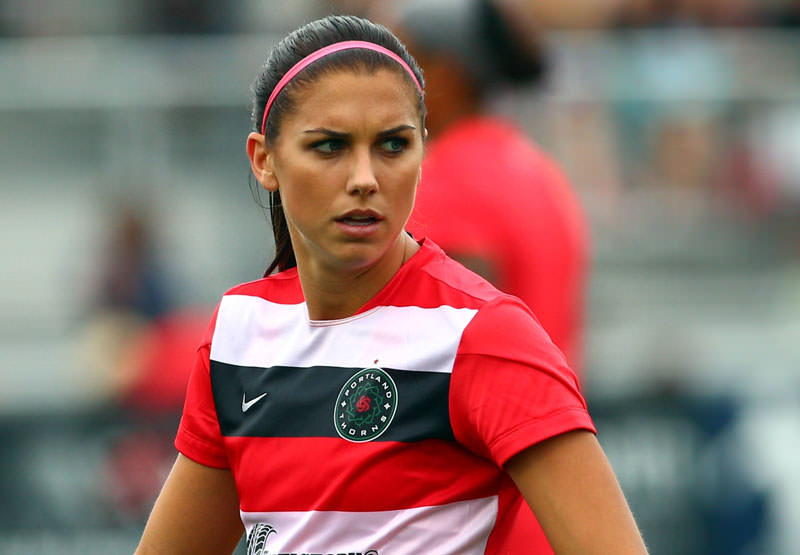 ALEX MORGAN PHOTO GALLERY