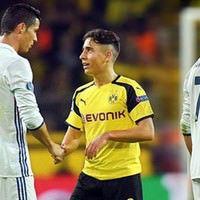 Emre Mor: Ronaldo bana söz verdi